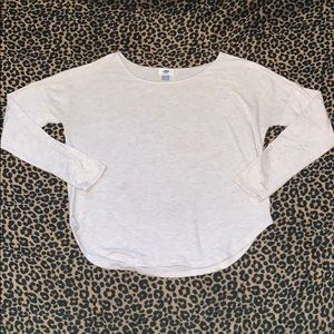Old navy long sleeve knit